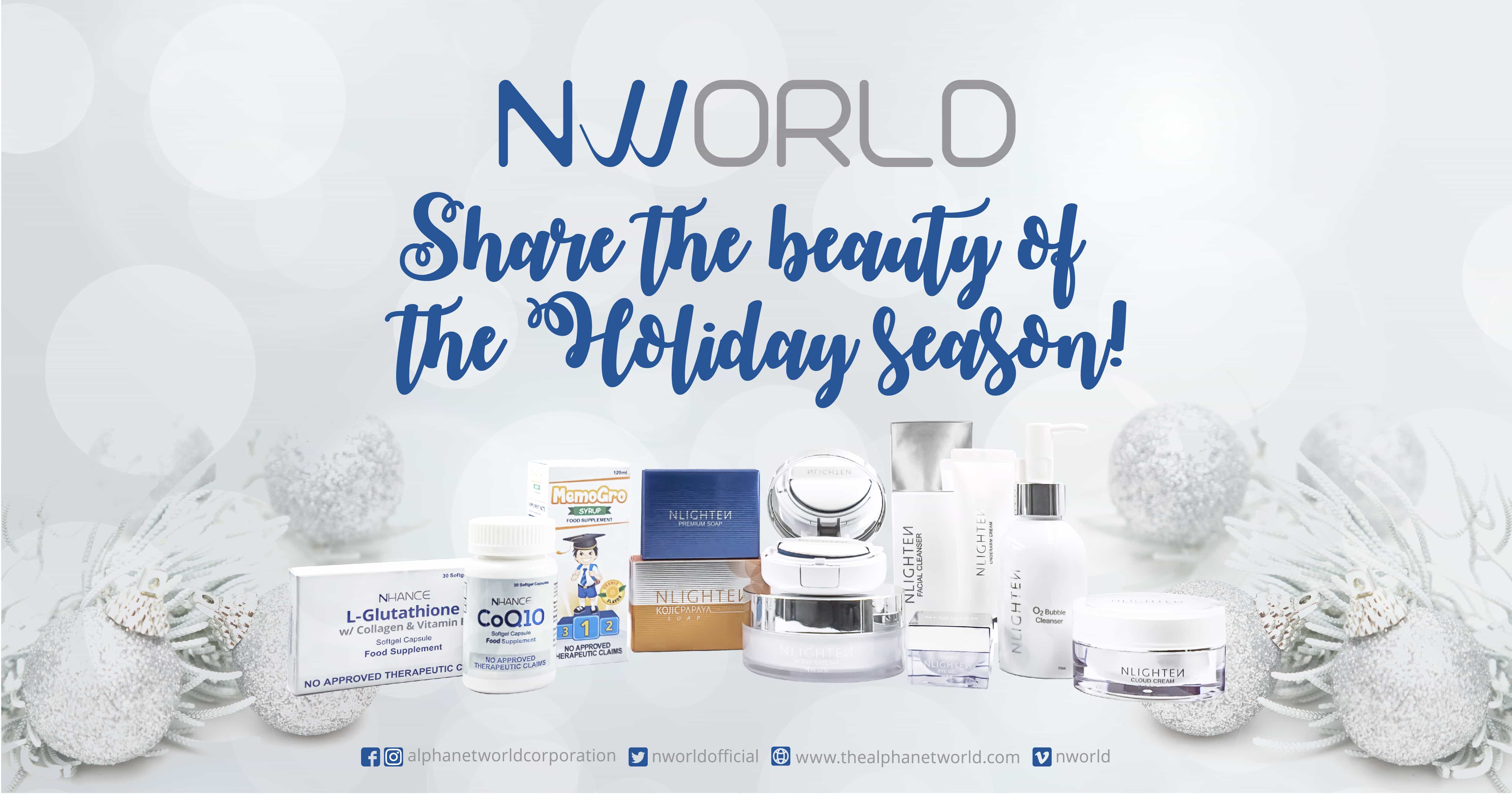 NWORLD N: THE PERFECT HOLIDAY PICK